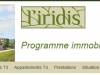 site internet l iridis